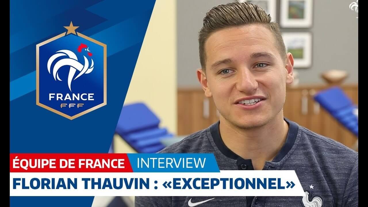 Interview avec Florian Thauvin – prepis