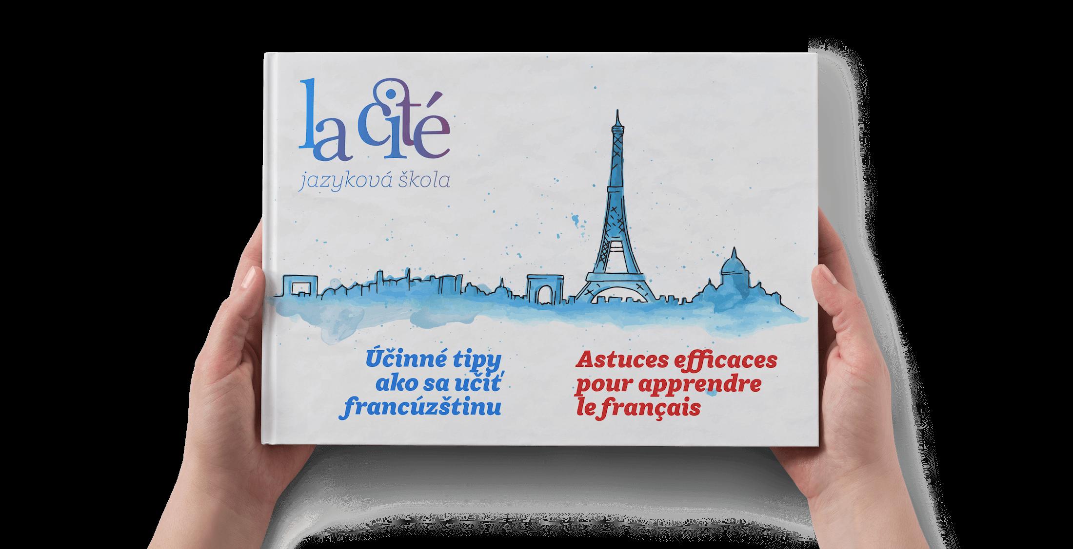 Kniha Účinné tipy ako sa učiť francúzštinu 1