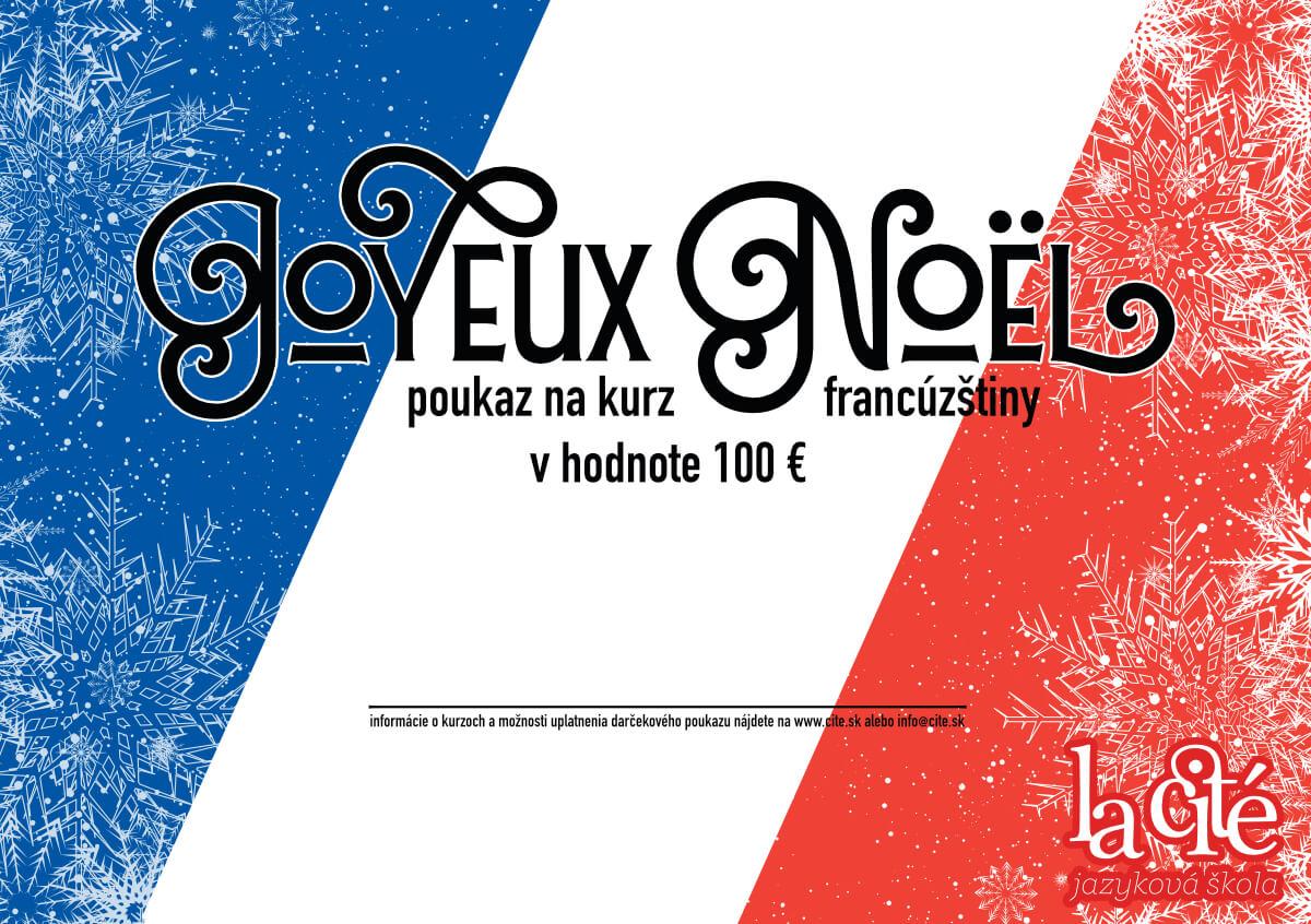 Potešte svojich blízkych kurzom francúzštiny – darčekové poukazy 4